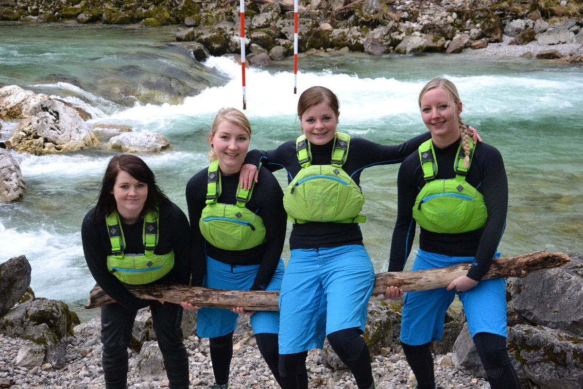Raftladies Wildalpen