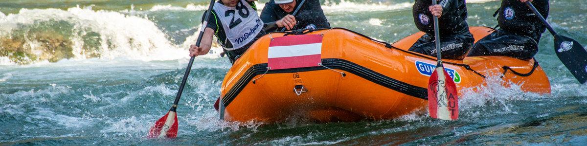 Rafting Weltcup 2018