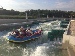 Wildwasserkanal Wien-Donauinsel