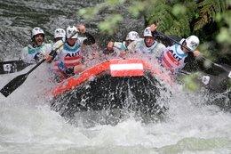 Rafting-WM 2o13 Neuseeland